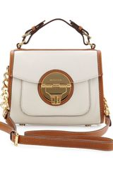 Michael Kors Margo Medium Satchel Bag - Lyst