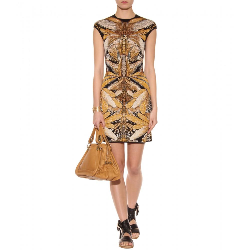 Chlo¨¦ Paraty Medium Leather Shoulder Bag in Brown (brown sugar) | Lyst