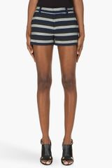 Marc By Marc Jacobs Shorts Sumner Stripe - Lyst