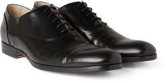 Mr. Hare Miller Highshine Leather Oxford Shoes - Lyst
