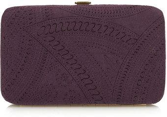 Topshop Paisly Tooled Iphone Purse - Lyst