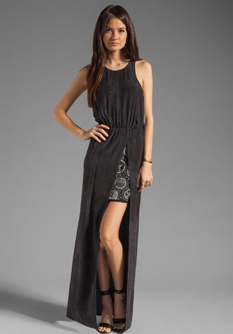Gryphon Flash Dress - Lyst