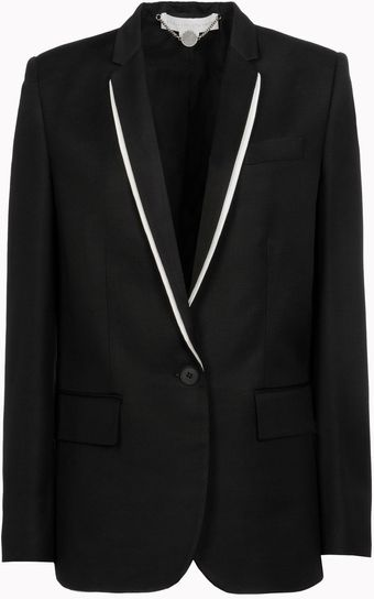 Stella McCartney Dry Suiting Tavistock Jacket - Lyst