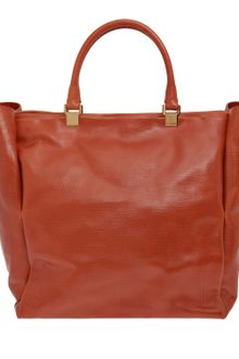 Lanvin Orange Moon River Tote Bag - Lyst
