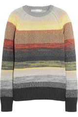 Proenza Schouler Degradé striped Cotton Sweater - Lyst
