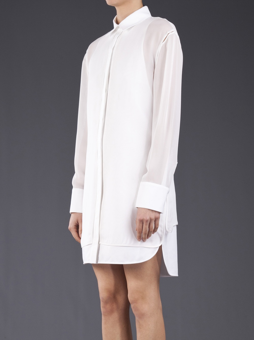 Womens Shirt Dress Dress Foto And Picture