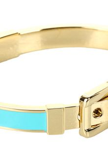 Michael Kors Buckle Bangle - Lyst