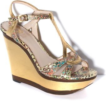 Vince Camuto Casidy Wedge - Lyst