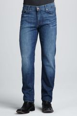 7 For All Mankind Slimmy Maricopa Springs Jeans - Lyst