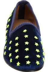 Del Toro Star Studded Slipper - Lyst