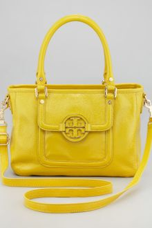 Tory Burch Amanda Mini Satchel Bag - Lyst
