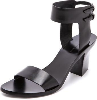 Alexander Wang Ariel Hooded Sandals - Lyst