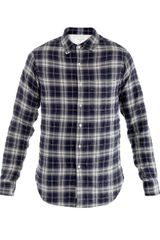 Rag & Bone Check Shirt - Lyst