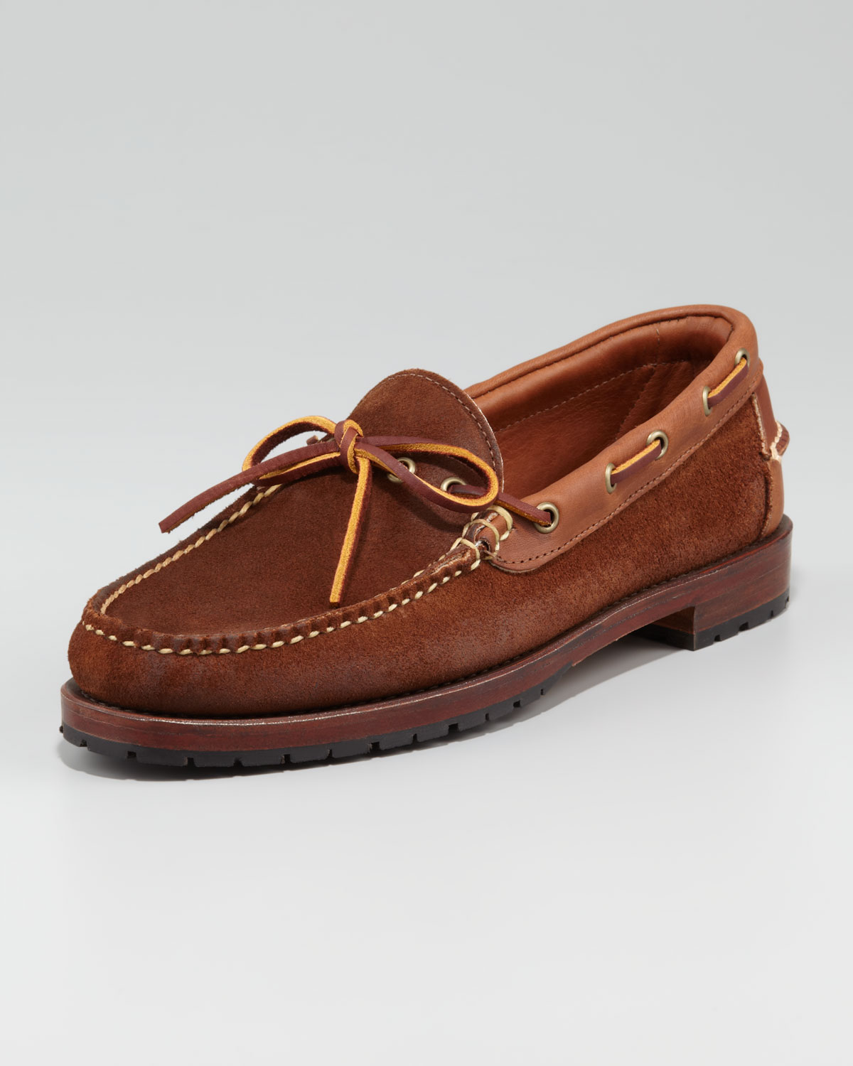 Polo Boat Shoes For Men