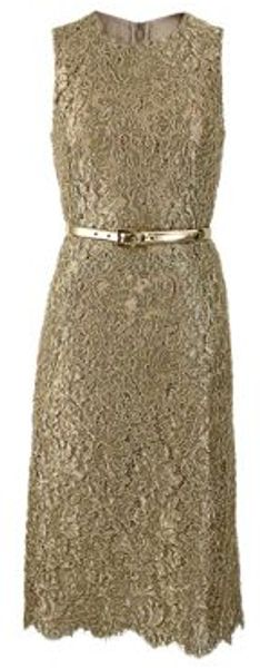 Michael Kors Michael Kors Dress - Lyst