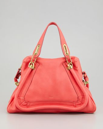 Chloé Paraty Medium Shoulder Bag - Lyst