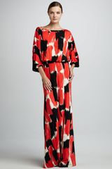 Rachel Pally Aurora Print Maxi Dress - Lyst