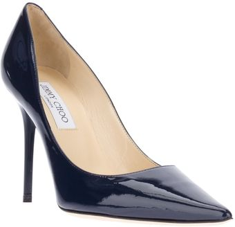 Jimmy Choo Abel Court Shoe - Lyst