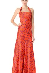 L'Wren Scott Why Not Halter Gown - Lyst