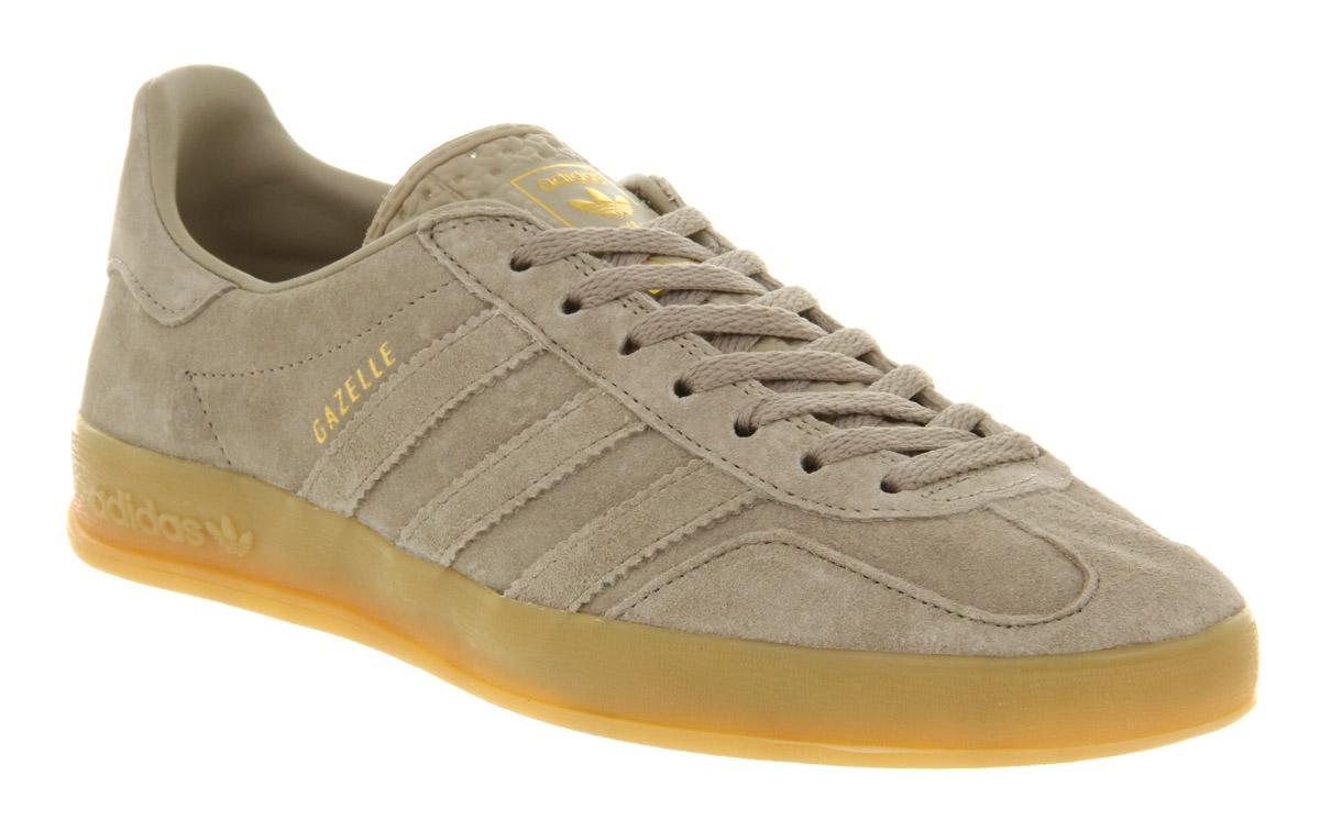 Adidas Gazelle Indoor Silver
