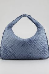 Bottega Veneta Large Fringed Hobo Bag  - Lyst
