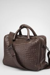 Bottega Veneta Intrecciato Light Calf Informale Bag - Lyst