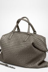 Bottega Veneta Shadow Intrecciato Nappa Convertible Bag - Lyst