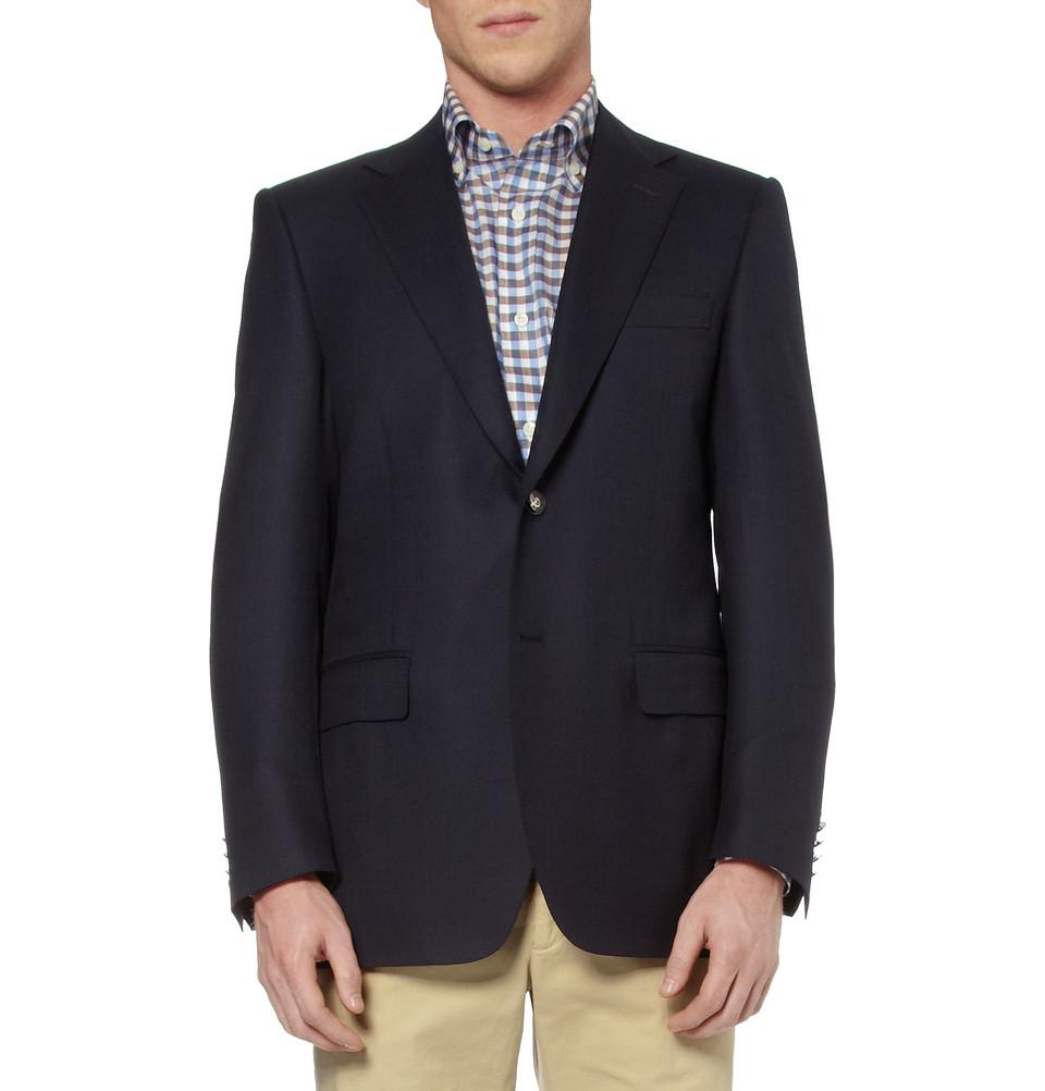 Men S Black Travel Blazer Sportcoat