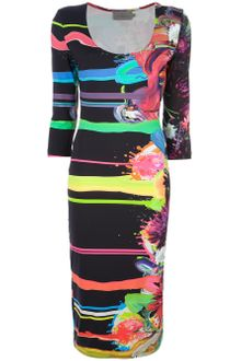 Preen Multi-print Dress - Lyst