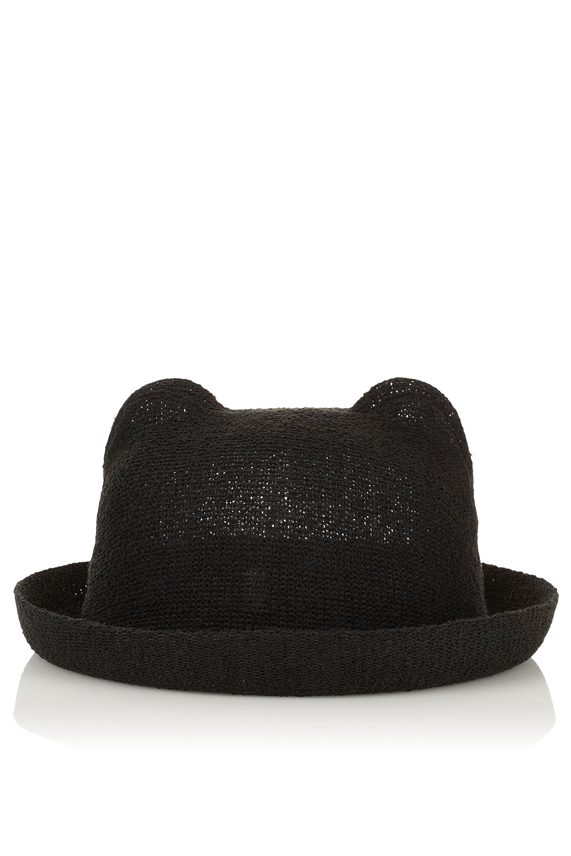 Cat Ear Hat Topshop