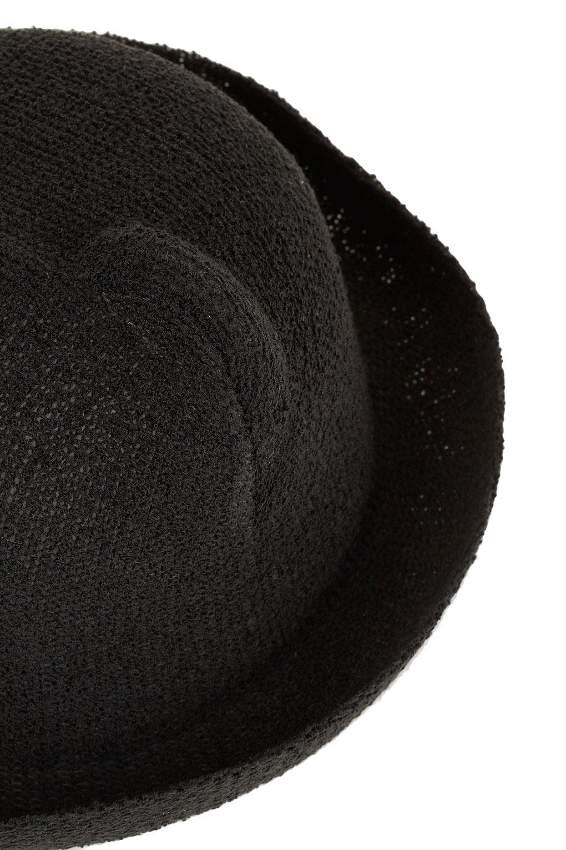 Lyst Topshop Cat Ear Hat In Black