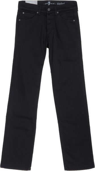 7 For All Mankind Jacksonville Standard Jeans - Lyst