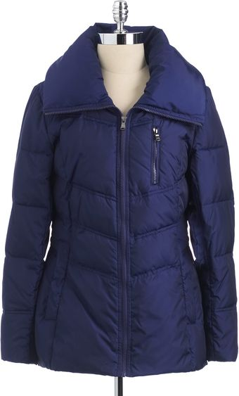 Marc New York Puffer Coat - Lyst
