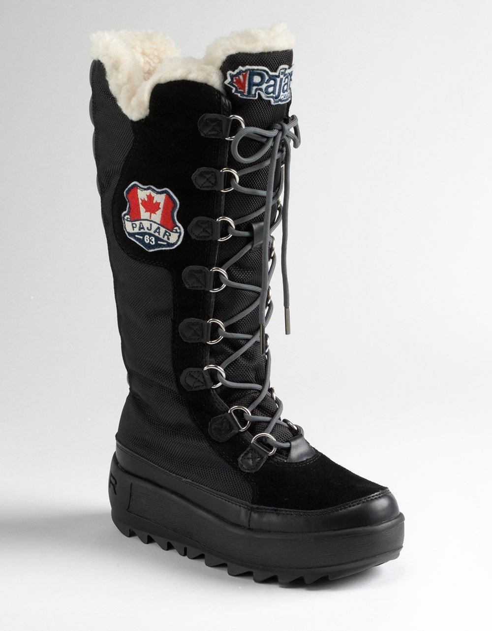 Pajar Greenland Weatherproof Grip Boots In Black Lyst