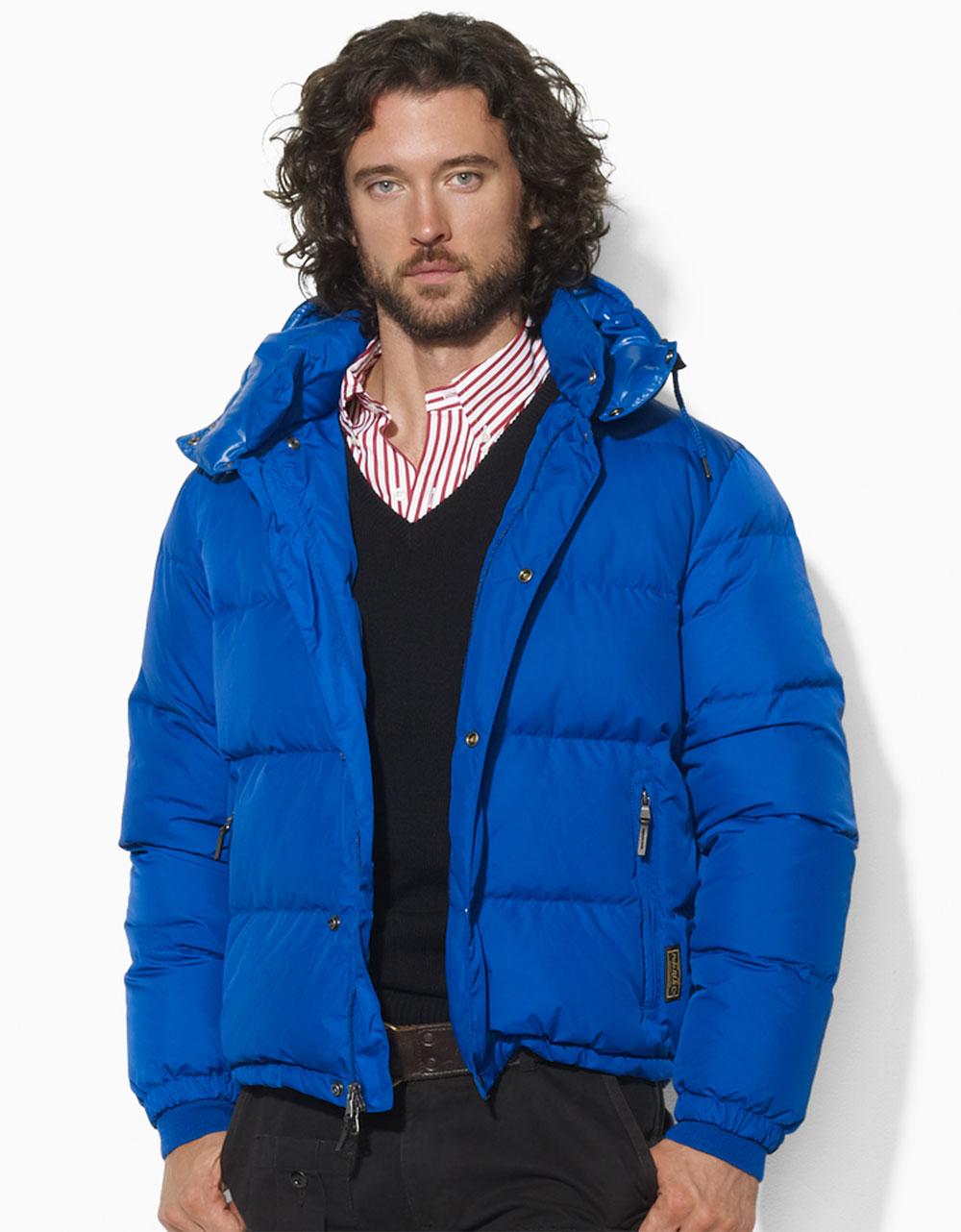 Polo Ralph Lauren Apres Hooded Packable Puffer Jacket in ...