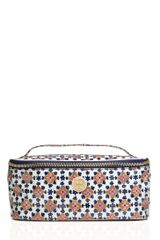 Tory Burch Printed Elongated Train Case - Lyst