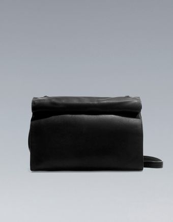 Zara Basic Messenger Bag - Lyst