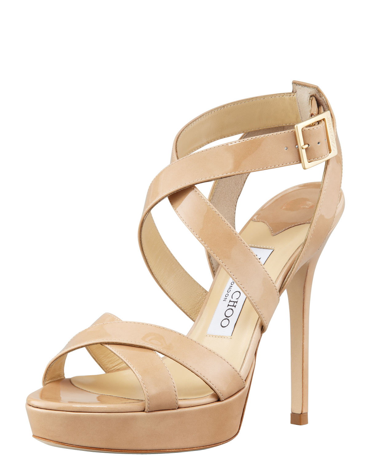 b25e8f9a3460 Gallery. Previously sold at  Bergdorf Goodman · Women s Wedge Heels Women s Jimmy  Choo ...