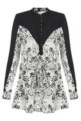 A.L.C. Sophia Print Shirt Dress - Lyst