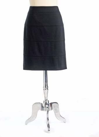 Kay Unger Ponte Pencil Skirt - Lyst