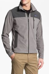 Patagonia Cedars Zip Fleece Jacket - Lyst