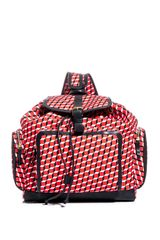 Pierre Hardy Cotton Cubeprint Rucksack - Lyst