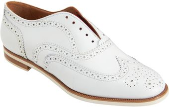 Rag & Bone Brogue - Lyst