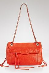 Rebecca Minkoff Shoulder Bag Swing Leather - Lyst