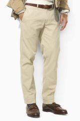 Polo Ralph Lauren Custom Fit Military Chino - Lyst