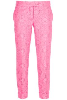 Stella McCartney Brocade Trouser - Lyst