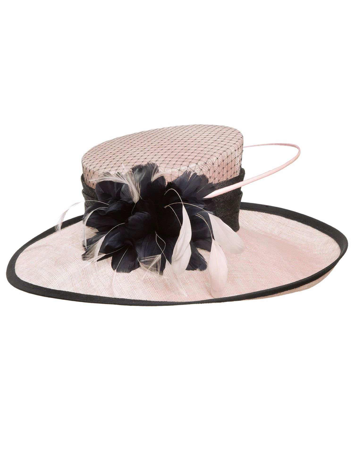 jacques vert occasion hat in pink lyst