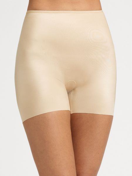 Spanx  Girl Short in Beige (nude) - Lyst