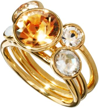 Ted Baker Jewel Cluster Ring - Lyst