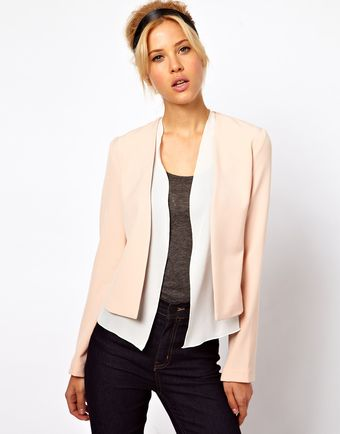 ASOS Collection Waterfall Jacket  - Lyst